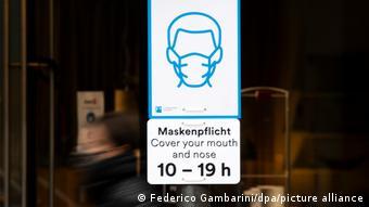 Τα δικαστήρια είχε απασχολήσει και η υποχρεωτική χρήση μάσκας στην πόλη του Ντίσελντορφ