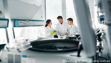 Deutschland Mainz | BioNTech SE | Pressebilder (BioNTech SE 2020, all rights reserved)