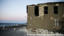 Griechenland Erdbeben Ägäis Samos
