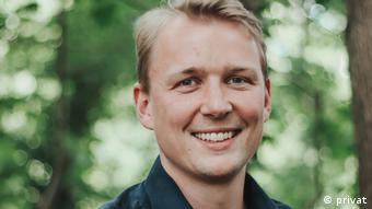 Jan-Niclas Gesenhues, Forscher für erneuerbare Energien