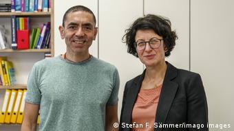 Οι δυο τουρκικής καταγωγής γερμανοί επιστήμονες Σαχίν και Τουρετσί