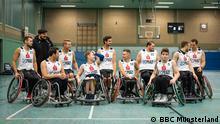Deutschland | Rollstuhl-Basketballmannschaft des BBC Münsterland