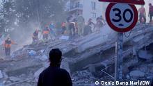 Türkei Erdbeben Izmir