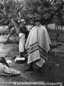 Adolf Eichmann in Argentinien lebend
