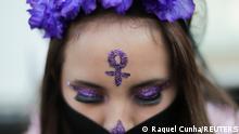 BdTD Mexiko Protest gegen Gewalt an Frauen