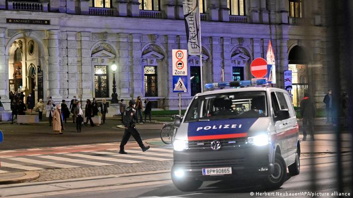 Österreich Anschlag in Wien