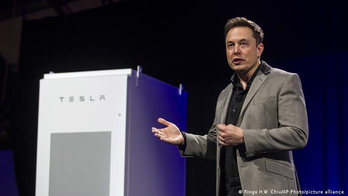 DW Sendung Made in Germany 03.11.2020   Elon Musk