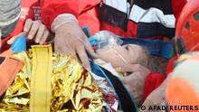 Erdbeben Türkei Izmir Ayda Gezgin