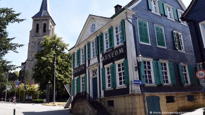 Дом-музей Рентгена в Вюрцбурге