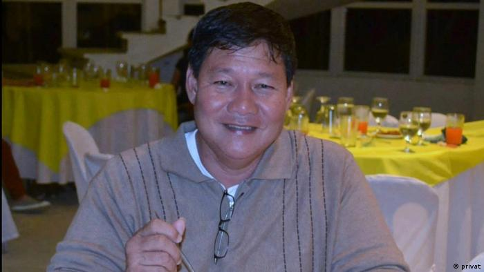 Philippinen | Journalist | Larry Que