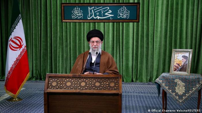 Iran TV Ansprache Ali Khamenei