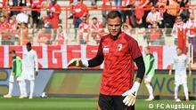 Rafał Gikiewicz Torwart FC Augsburg