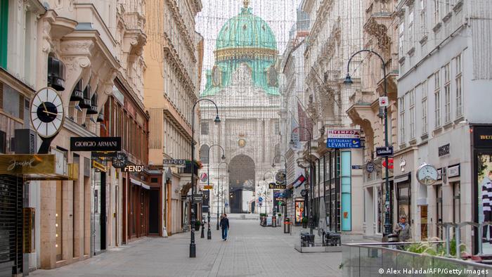 În Austria vor fi închise magazinele, cu câteva excepţii