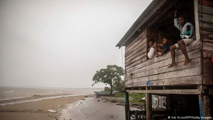 Nicaragua Hurricane Eta (Inti Ocon/AFP/Getty Images)