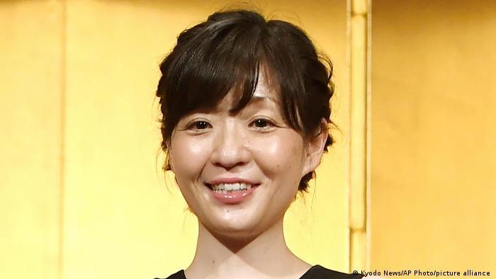 Sayaka Murata (Kyodo News/AP Photo/picture alliance )