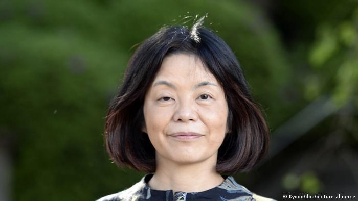 Yoko Tawada (Kyodo/dpa/picture alliance)