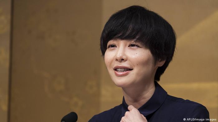 Author Yukiko Motoya (AFLO/imago images)