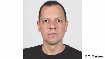 Tchavdar Marinov | Historiker aus Bulgarien