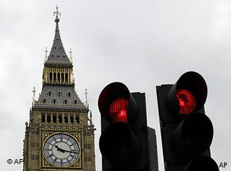 Big Ben in London (Foto: AP)