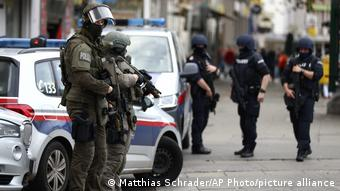 H Βιέννη την επόμενη μέρα της τρομοκρατικής επίθεσης