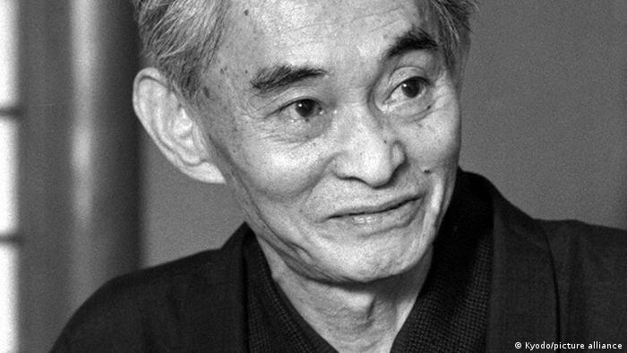 Author Yasunari Kawabata (Kyodo/picture alliance)