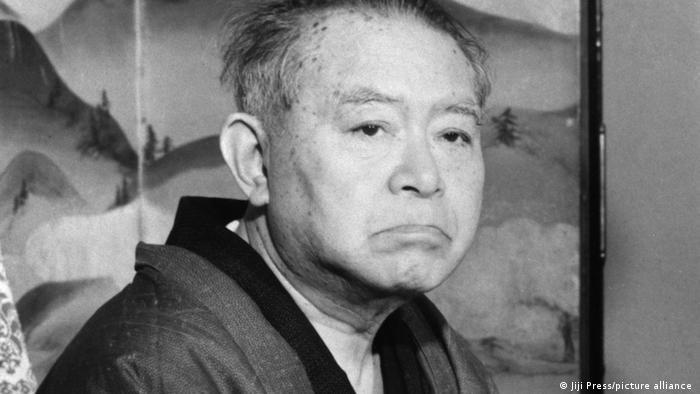 Junichiro Tanizaki (Jiji Press/picture alliance )