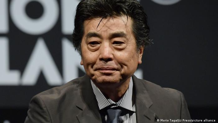 Ryu Murakami (Morio Taga/Jiji Press/picture alliance )