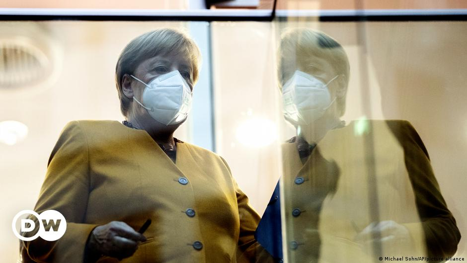 Germany: Angela Merkel says coronavirus lockdown must be lifted cautiously