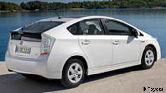 A Toyota Prius