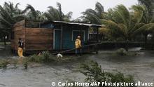 Hochwasser in Nicaragua