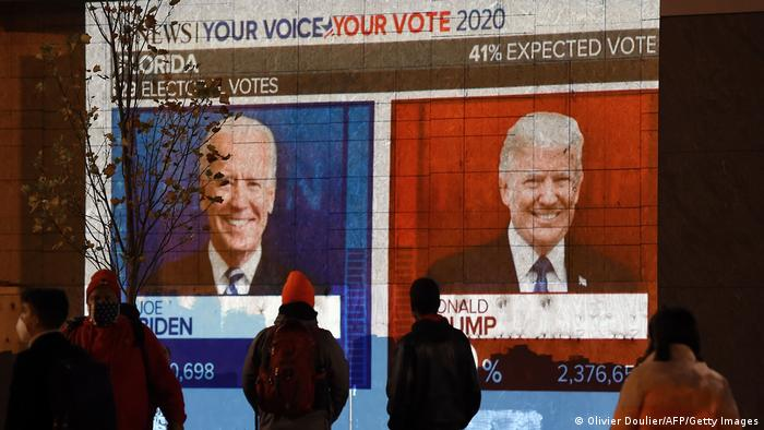 US Wahl 2020 | Wahlen in Florida (Olivier Doulier/AFP/Getty Images)