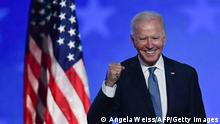 US Wahl 2020 Joe Biden