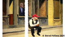 Cartoon US Wahl 2020