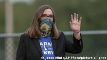 US Wahl 2020 Sarah McBride