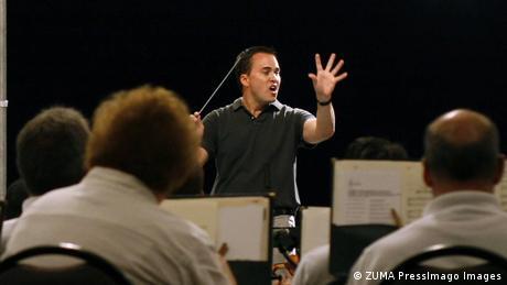 USA | Dirigent Garrett Keast