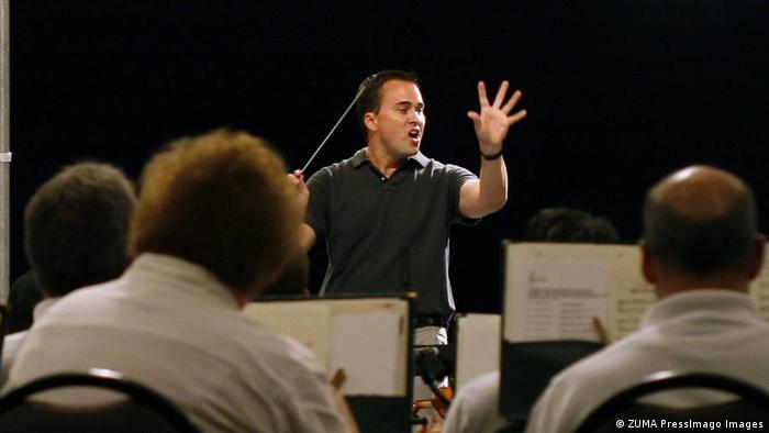 USA   Dirigent Garrett Keast