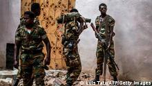 Somalia | Schwer bewaffnete äthiopische Soldaten