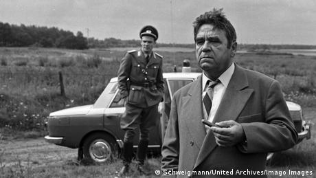 TV Serie Tatort - Episode Taxi nach Leipzig