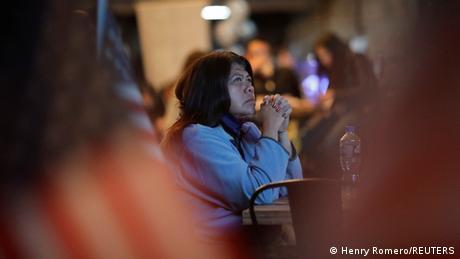Bildergalerie US Wahl 2020 |Interesse weitweit |Mexiko Stadt (Henry Romero/REUTERS)