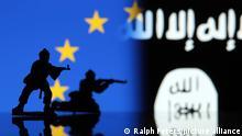 Frankreich Paris | Symbolbild | Terroranschläge