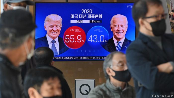 USA Wahlen 2020 | Donald Trump und Joe Biden