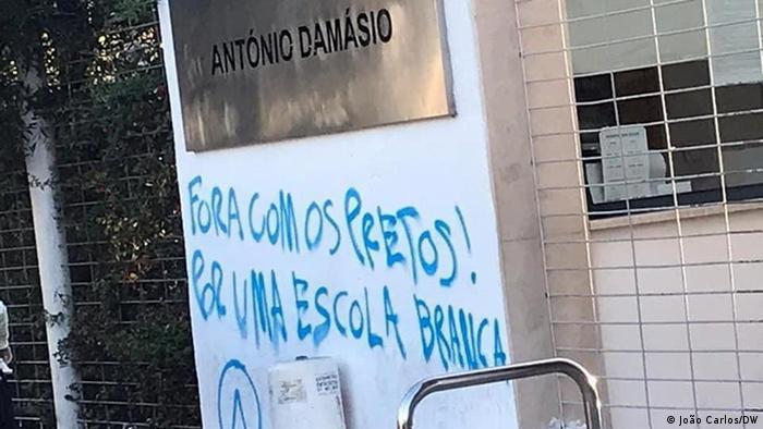 Portugal Lissabon   Rassismus   Rassistische Sprüche
