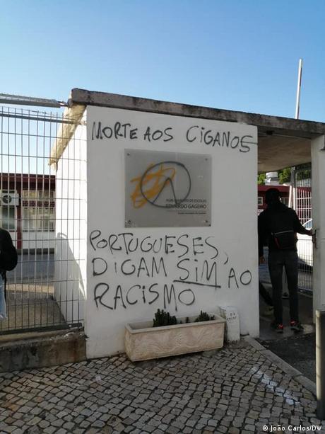 Portugal Lissabon | Rassismus | Rassistische Sprüche