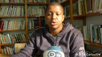 Portugal Lissabon | Anti-Rassimus Aktivist | Jakilson Pereira