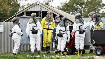 Συναγερμός σε όλα τα εκτροφεία βιζόν της βόρειας Δανίας