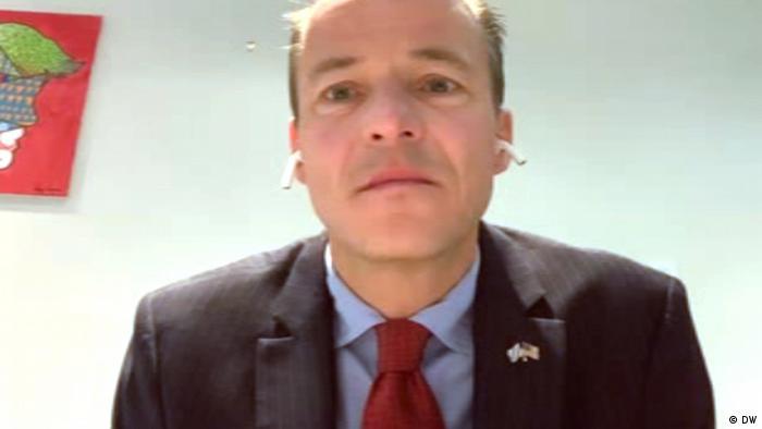 Немецкий политолог Кристиан Форстнер