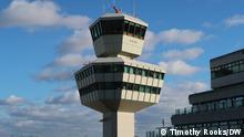 Berlin Flughafen Tegel | Flugbetrieb eingestellt