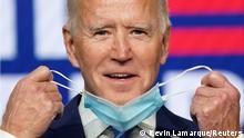 US Wahlen 2020 | Präsidentschaftswahlen in den USA - Joe Biden