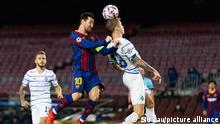Champions League 2020/2021 | FC Barcelona vs. FC Dynamo Kyiv