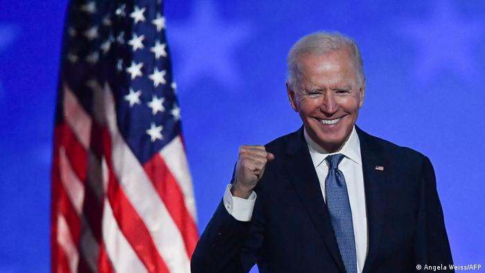 US Wahl 2020 Joe Biden (Angela Weiss/AFP)